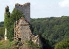 Les ruines de Crozant